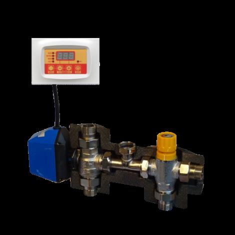 Kit solar - boiler