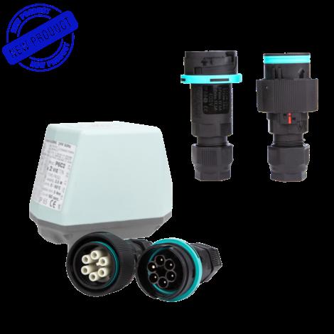 Accessories - Plug-Jack connector IP68