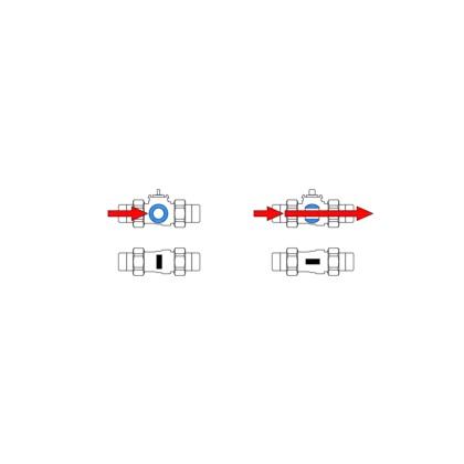 2-way zone valve